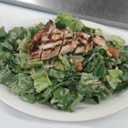 Otis, MA: Caesar Salad