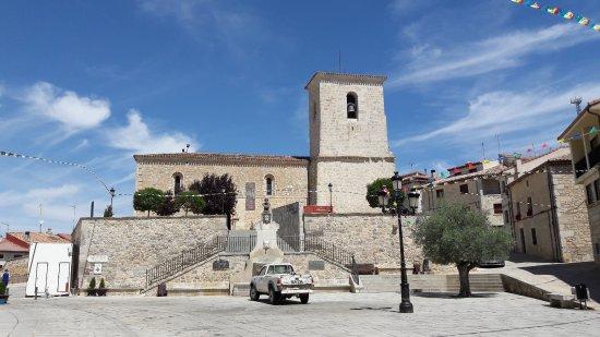 Iglesia de San Sebastian, en Caleruega
