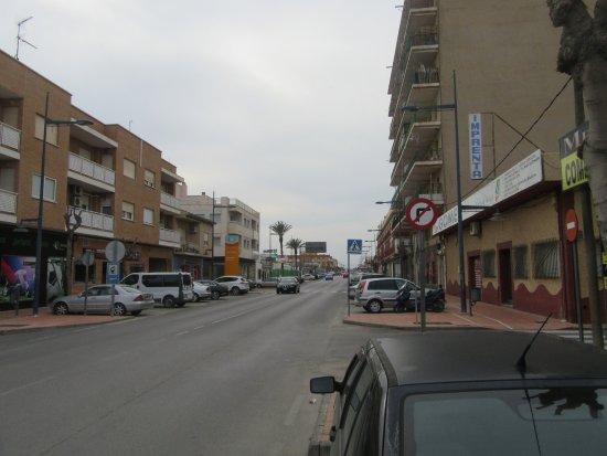 San Javier street
