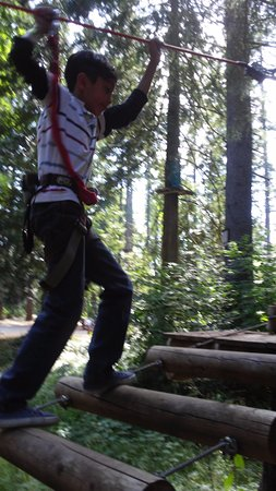 Maple Ridge, Canada: On the small course