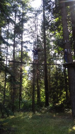 Maple Ridge, Canada: Adult course - look at the views