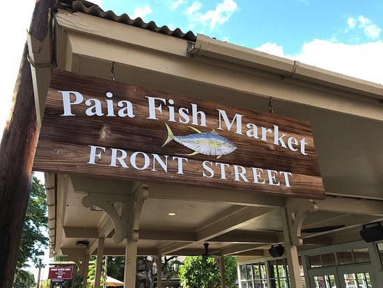 picture of paia fish market restuarant