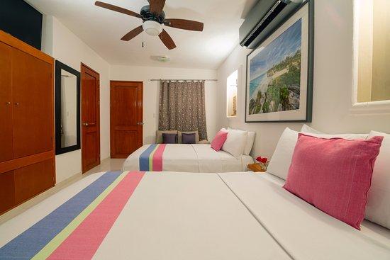 Hotel Hul-Ku: Jr. suite doble