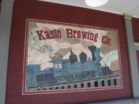 Nice Mural in Kaslo