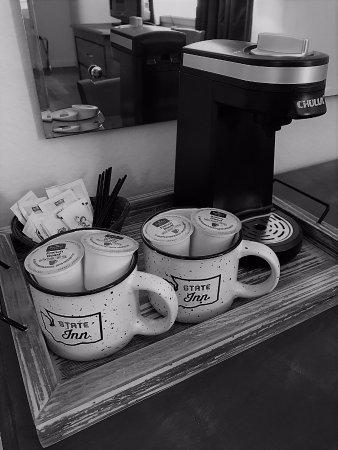Pullman, WA: In room coffee service
