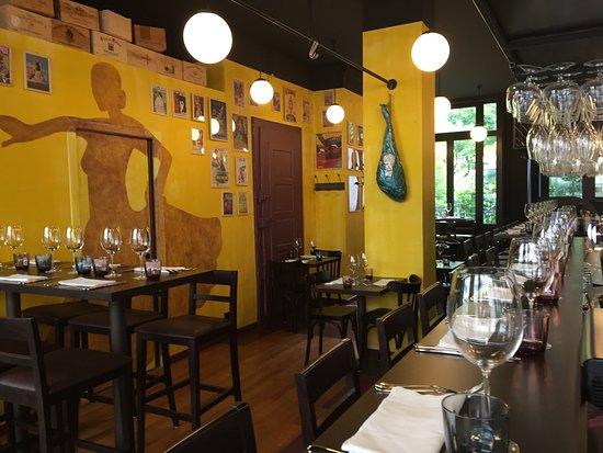 Restaurant Table De Jacky