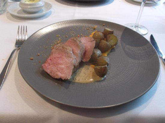 Ducey, Francia: Main course