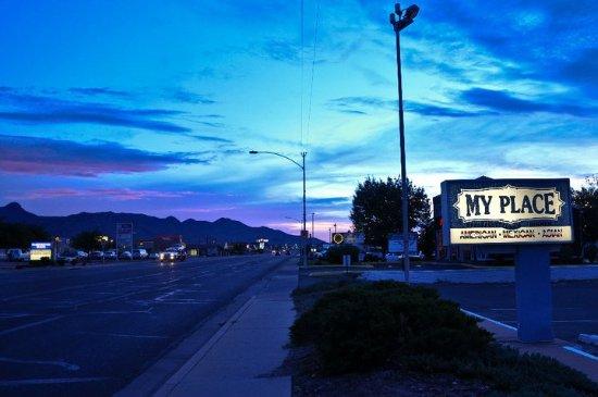 This is My Palce on Fry Blvd in Sierra Vista, Arizona