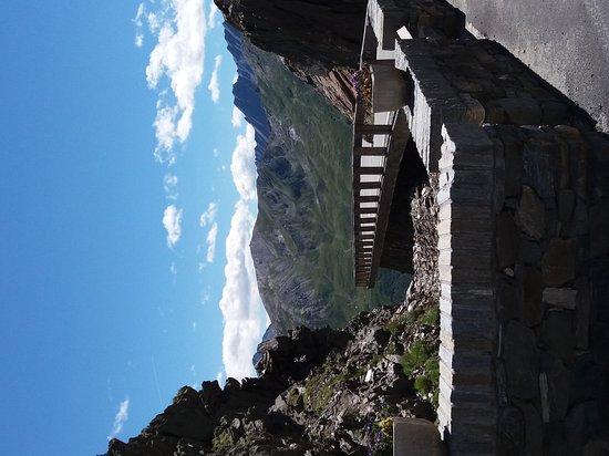 Val d'Aoste, Italie : Valle del Gran San Bernardo