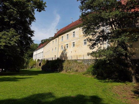 Ladek-Zdroj, Polen: zamek i jego otoczenie