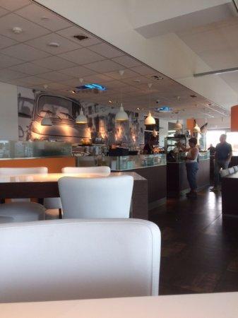 Spijkenisse, The Netherlands: doorkijk bij doppio