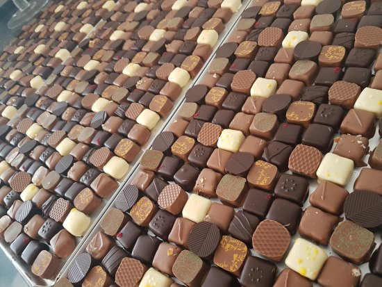 Dymchurch, UK: Sylvia & Terry fine Kentish chocolates