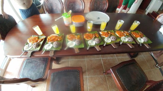 Herradura, Costa Rica: Antonio's Special Hangover Breakfast
