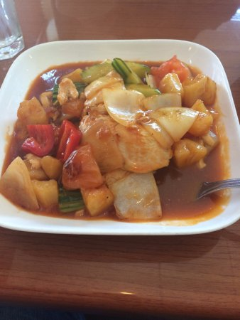 Warrenton, VA: Sweet and Sour Chicken