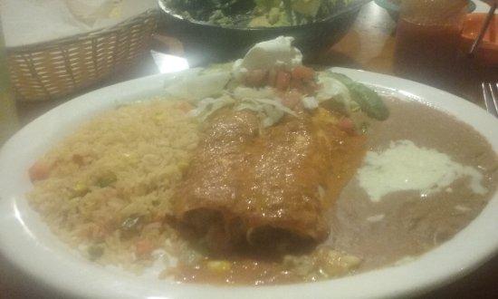 Chicopee, MA: enchiladas