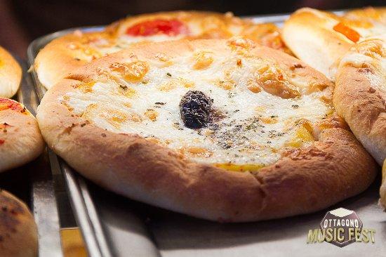 Mascalucia, Italia: pizzetta