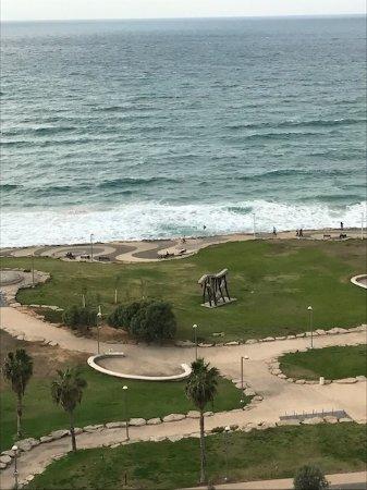 Dan Panorama Tel Aviv: View from balcony