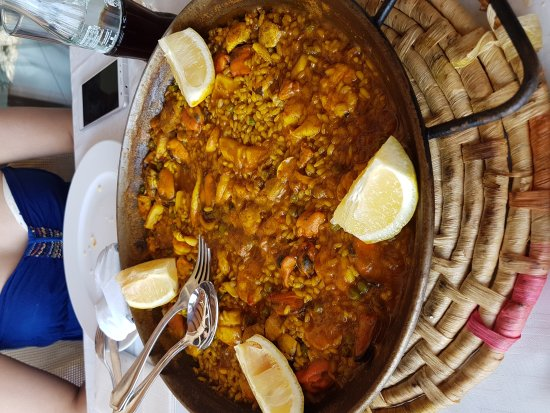 Calahonda, Spagna: Chiringuito Chambao de Paco