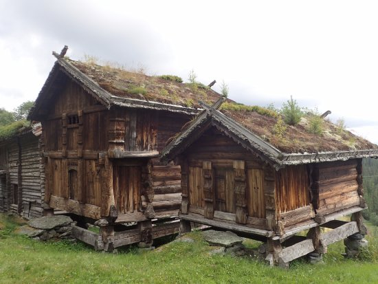 Dalen, Norway: Beautifully kept authentic heritage building