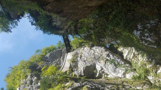 Tolmin Gorge照片