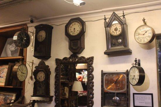 khazana india for antique clocks and antique items picture of hauz