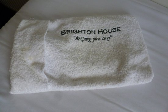 Brighton House: Hottie! (Not needed though)