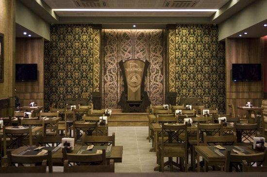 Vikings Steaks Seafood Sandwiches Rio De Janeiro