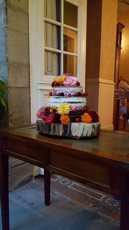 Beautiful Wedding Cake Photo De Relais De Mirepoix