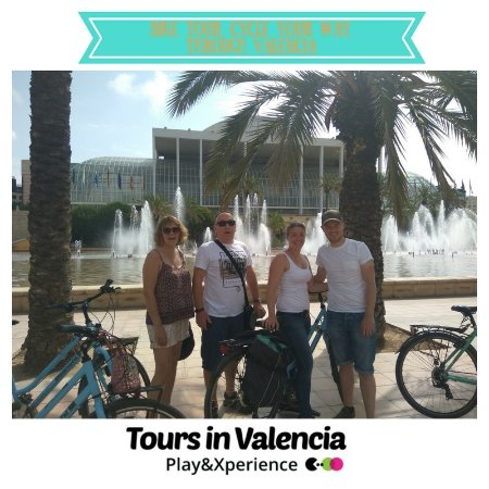 Tours in Valencia Play &Xperience Photo