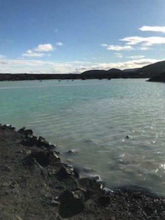 Grindavik, Iceland: Blue Lagoon entrance