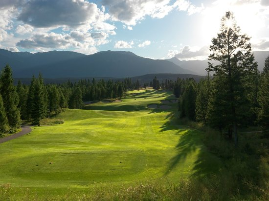 Invermere, Καναδάς: # 3 on The Point Course