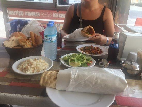 Bizim mutfak alanya restaurantanmeldelser tripadvisor for Alanya turkish cuisine