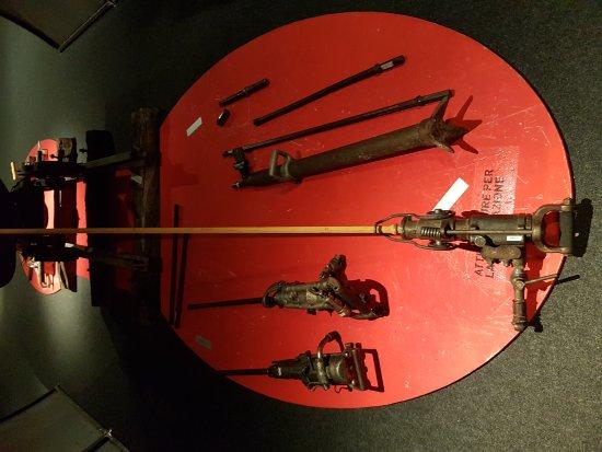 Museo Minerario Alpino