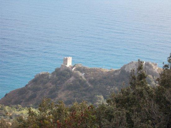 Porto Santo Stefano, Italia: Torre costiera