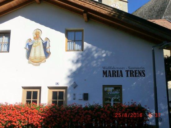 Campo di Trens, Włochy: Il Santuario