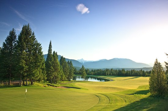 Invermere, Canada: # 18 on The Point Course