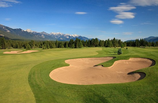 Copper Point Golf Club : # 5 on The Point Course