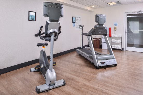 Mineral Wells, WV: Fitness Room