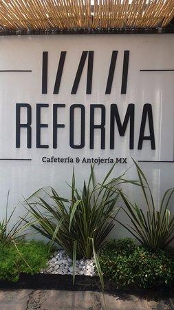 Café Reforma