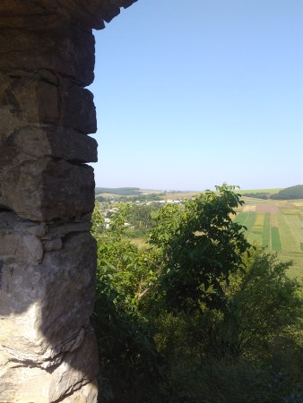 Satanov Castle