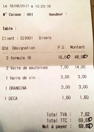 Blaye, Prancis: Rapport Qualité/Prix au TOP