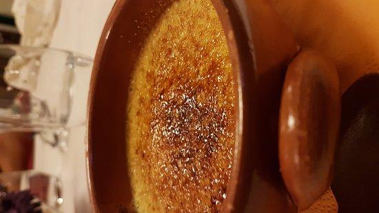Civitella Marittima, Italy: Crema catalana!