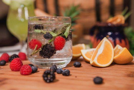 Ciudad Victoria, Mexico: Gin de frutos... lo tienes en Don Jorge