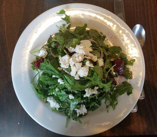 Bothell, Вашингтон: Beet salad