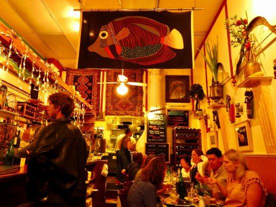 La Mediterranee: Dining room