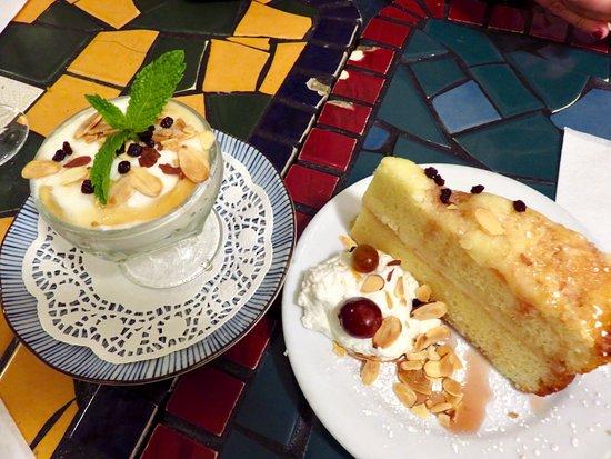 La Mediterranee: Dessert