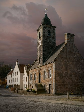 Culross, UK: The Town House