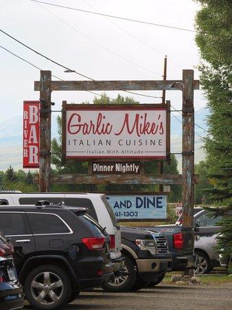 Gunnison, CO: Garlic Mike's