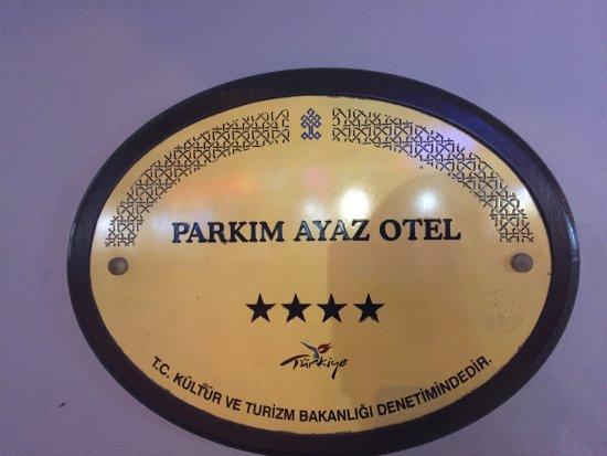 Parkim Ayaz Otel Resmi