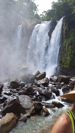 Dominical, Costa Rica: Upper falls